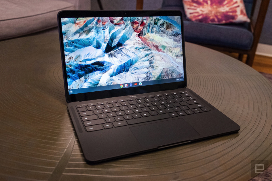 Google really wants you to game on a Chromebook for some reason