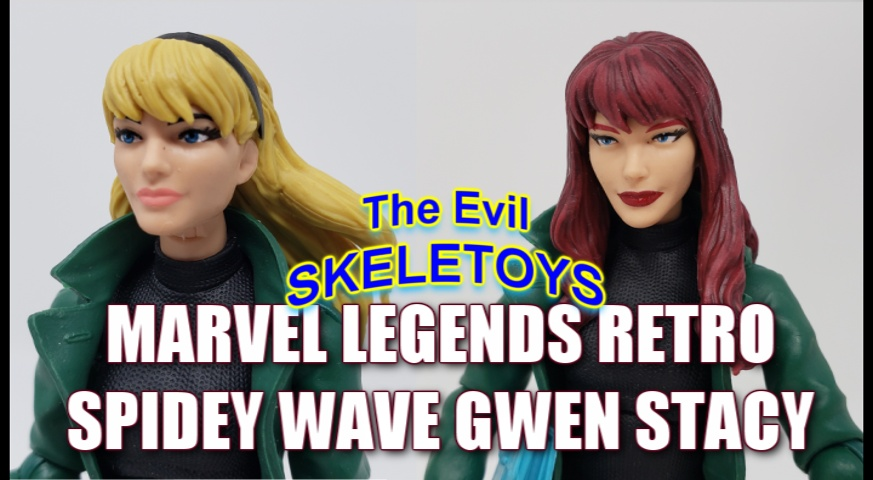 #ICYMI The latest #EvilSkeletoys is here!  #ThursdayThoughts #ThursdayThoughtsThoughts #Retro #Vintage #Throwback #ThrowbackThursday #ThursdayMorning #MarvelLegends #Marvel #Hasbro #Toys #ActionFigure #SpiderMan #GwenStacy #MaryJane #GreenGoblin #Comics