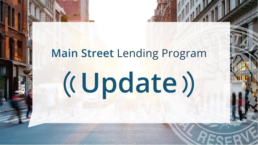 Attn nonprofits and lenders: The Fed's Main Street Lending Program is now accepting loan applications for nonprofit orgs to help them maintain operations and payroll as the economy recovers from the pandemic. Learn more here: https://t.co/3NslT4kQ0v @BostonFed #MSLP https://t.co/OZaY9OOo6b