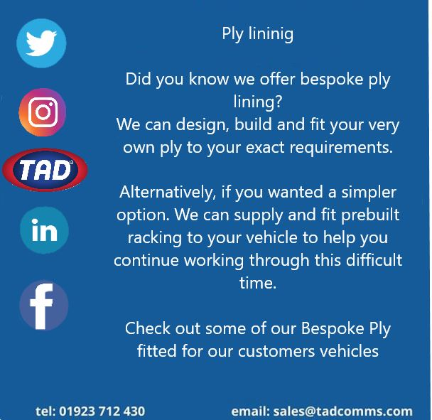 test Twitter Media - Head over to our Instagram page to see pictures of our recent installs! Call or us email us today to get booked in #TAD #TADCommunications #Hemel #PlyLine #Bespoke https://t.co/DEyHWqhOTP