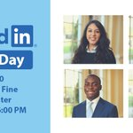 Ready. Set. Smile! 📸 LinkedIn Photo Day is coming BACK one week from today! Stop by the Hayworth Fine Arts Center lobby between 9:00 a.m. and 6:00 p.m. on September 24 for your complimentary professional headshot. Safety precautions will be in place.
