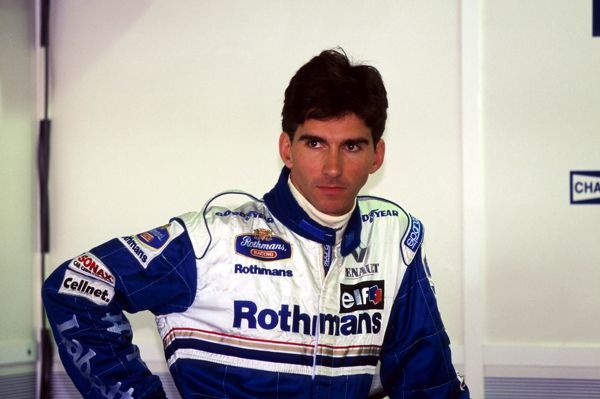 September 17, 2020 Happy birthday to English racing driver Damon Hill 60 years old.