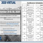 Image for the Tweet beginning: FREE CONFERENCE - from the