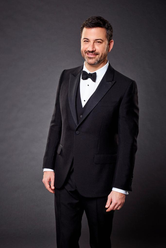 Host @JimmyKimmel is ready to take on the #Emmys this Sunday on ABC! https://t.co/QJ6XObgYmW