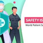 Image for the Tweet beginning: 🦺 On the #WorldPatientSafetyDay, Dentacoin