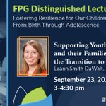 Image for the Tweet beginning: The 2020 FPG Distinguished Lecture