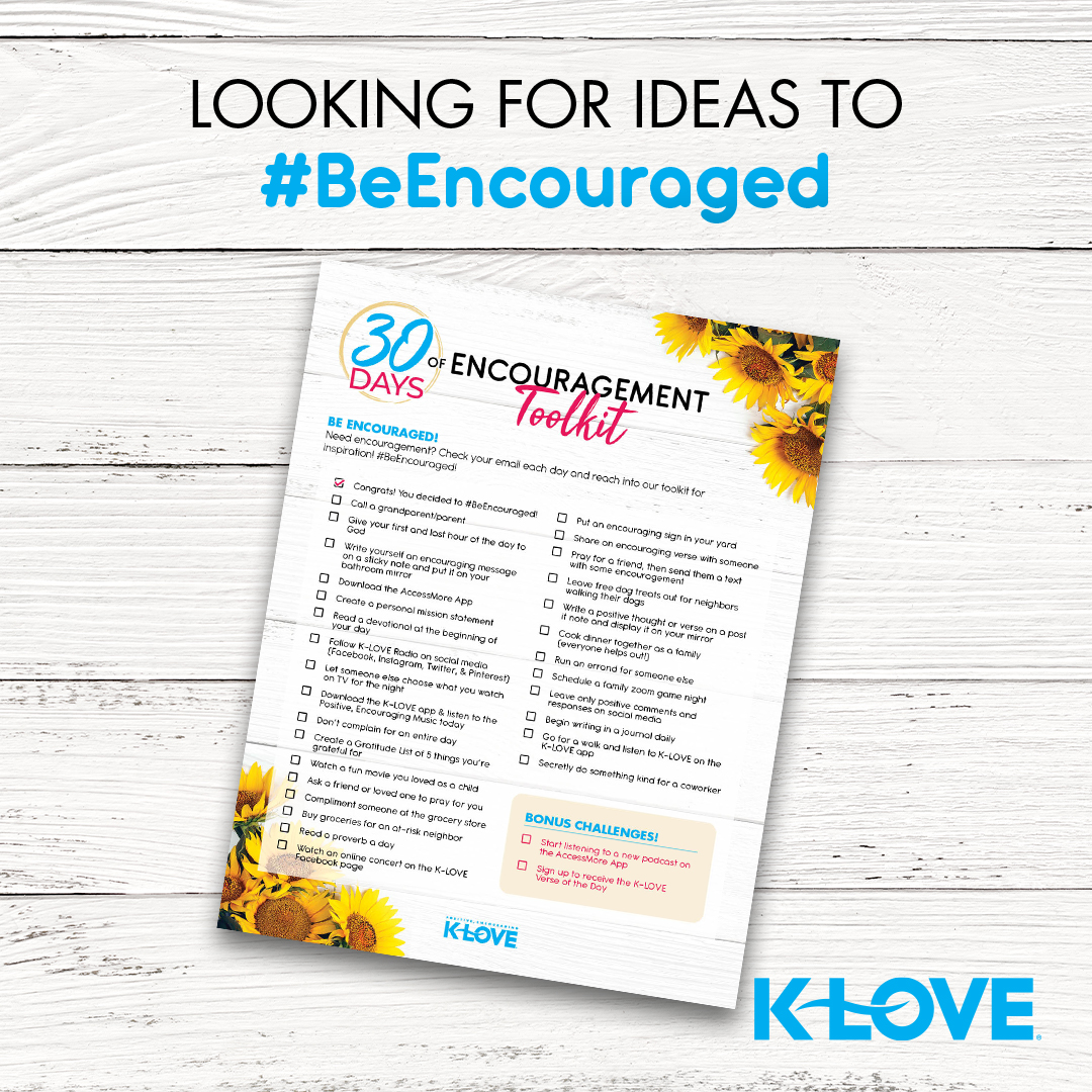 Are you looking for ways to #BeEncouraged these days? 🌟  We've got you covered. Sign up now to get the Encouragement Toolkit delivered straight to your inbox!   https://t.co/UCI44YN0Bs https://t.co/w0JcGgygt9