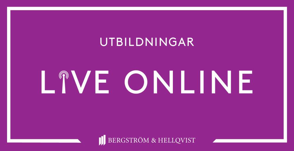 Utbildningar live online hösten 2020 – kontrollmyndighet https://t.co/d6CTtaSx09 https://t.co/wpdgj4CxML