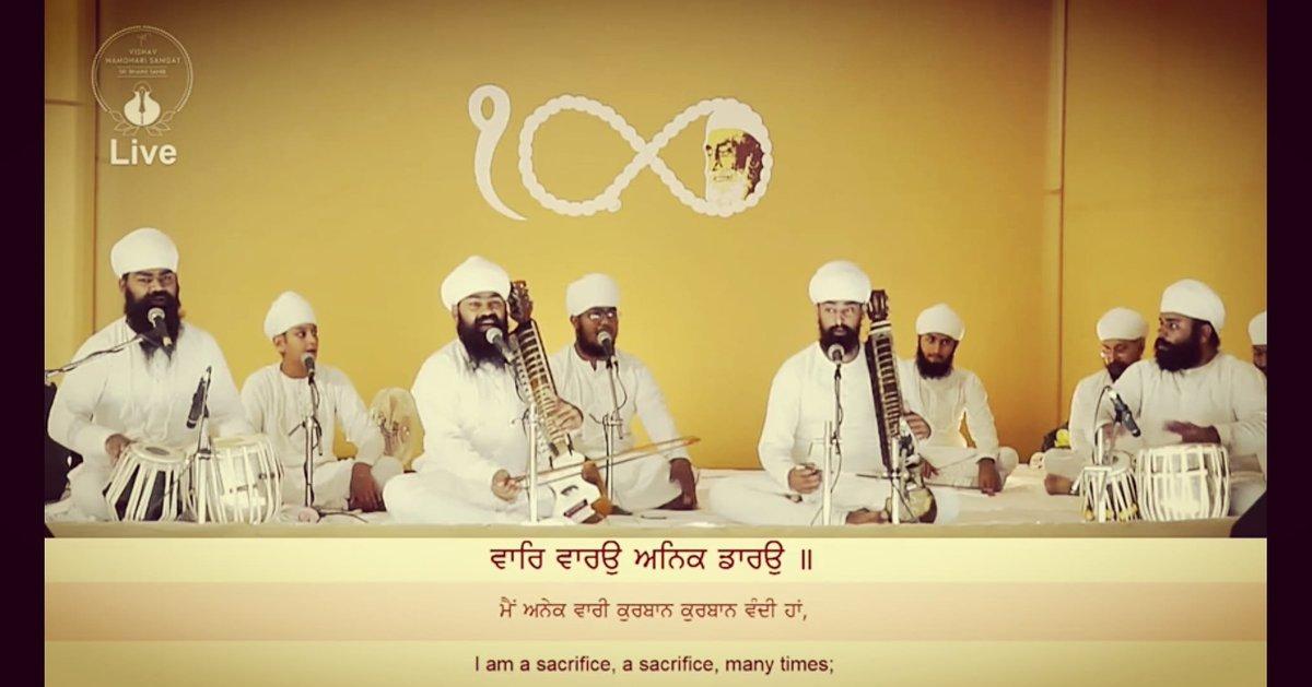 ਅੱਜ ਦੀ ਕੀਰਤਨ ਹਾਜ਼ਰੀ ॥🤗🙏 Visit this website for more details✓ https://t.co/D0fc7Cv9OF✓ #tabla #jori #pakhawaj #solo #teentaal #giansingh #America #USA #Sikh #instrument #classes #available #skypesession #learntabla #learnjori #learnpakhawaj https://t.co/4xE9VqKksC