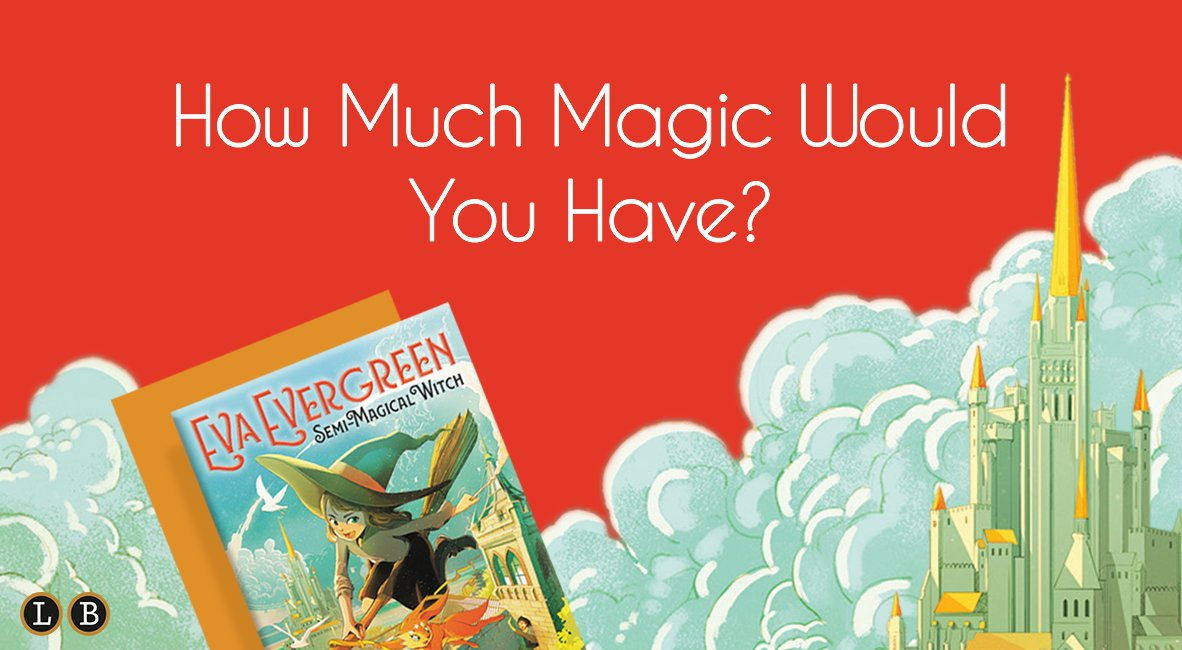 We know Eva Evergreen has just a *pinch* of magic, but have you ever wondered how much magic you would have? Take our quiz to find out! 🧹✨  🔗https://t.co/cEObRCbpyv https://t.co/9FQHw9Z0Gu