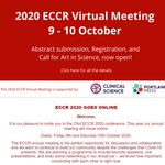 Image for the Tweet beginning: The European Council On Cardiovascular