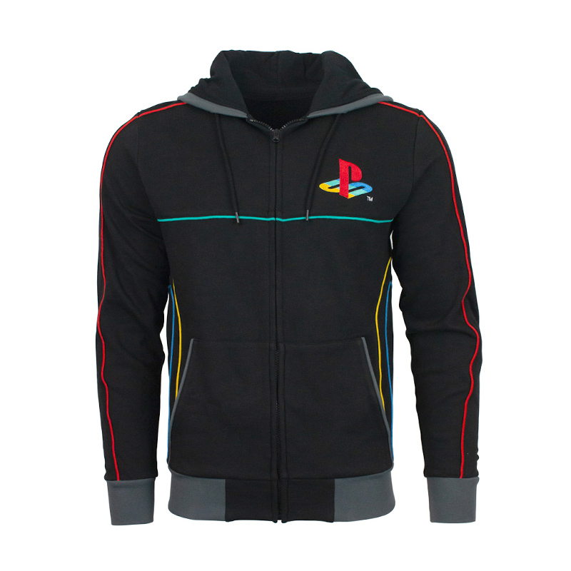 WIN OUR LAST #PlayStation HOODIE!   💬COMMENT BELOW WHAT SIZE YOU WANT💬 ➕FOLLOW/RETWEET🔁  Choosing a winner on Monday!!   Also, please remember, we see many entries but if you aren't following us or haven't retweeted you ain't winning nada!   SO YOU KNOW WHAT TO DO  Good luck! https://t.co/e1p36PK4G5