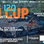 🏁 BMW Sim Cup 120 is back. So as our boss @RGrosjean is. We enter Road Atlanta with a 3-car BMW M8 GTE squad. 🔴 R8G eSports #1 : @ThibCazaubon & Maarten van Loozenoord 🔵 R8G eSports #2 : @Alex_Wolters16 & @ScottAndrews44 🟠 R8G eSports #8 : @RGrosjean & @MathiasBeche