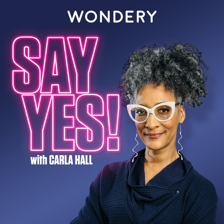 The most powerful success stories come from those who have overcome adversity. @carlahall digs into these compelling stories and much more on her new podcast #SayYes! https://t.co/cgNfs4dc8v
