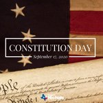 Image for the Tweet beginning: The United States Constitution was