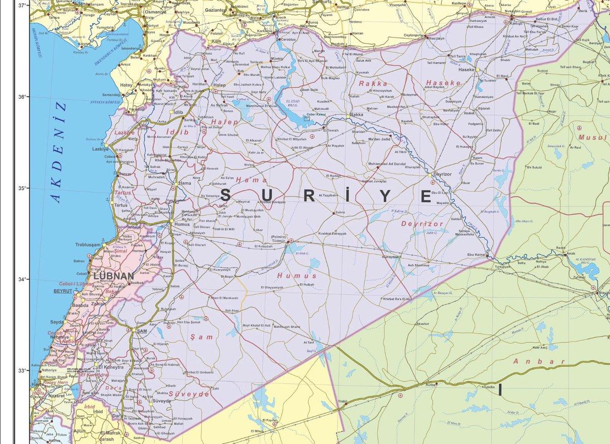 Komşu ülkenin binbir değişkenli, çok parçalı bölgelerinde,Türkiye yine farkı ortaya koymuş. Türkiye'nin elinin deydiği yerler hızlıca huzur ve güvene erişmiş, ticaret hareketlenmiş,toprağından yeniden ekinler yeşermiş. Allah devletimize zeval vermesin, bu coğrafyada güçlü kılsın. https://t.co/Bo6XzMoPIC