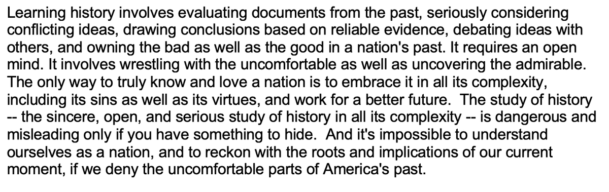 """I just sent this to a media outlet that asked me to respond to today's """"history"""" conference.  Passing it along."""