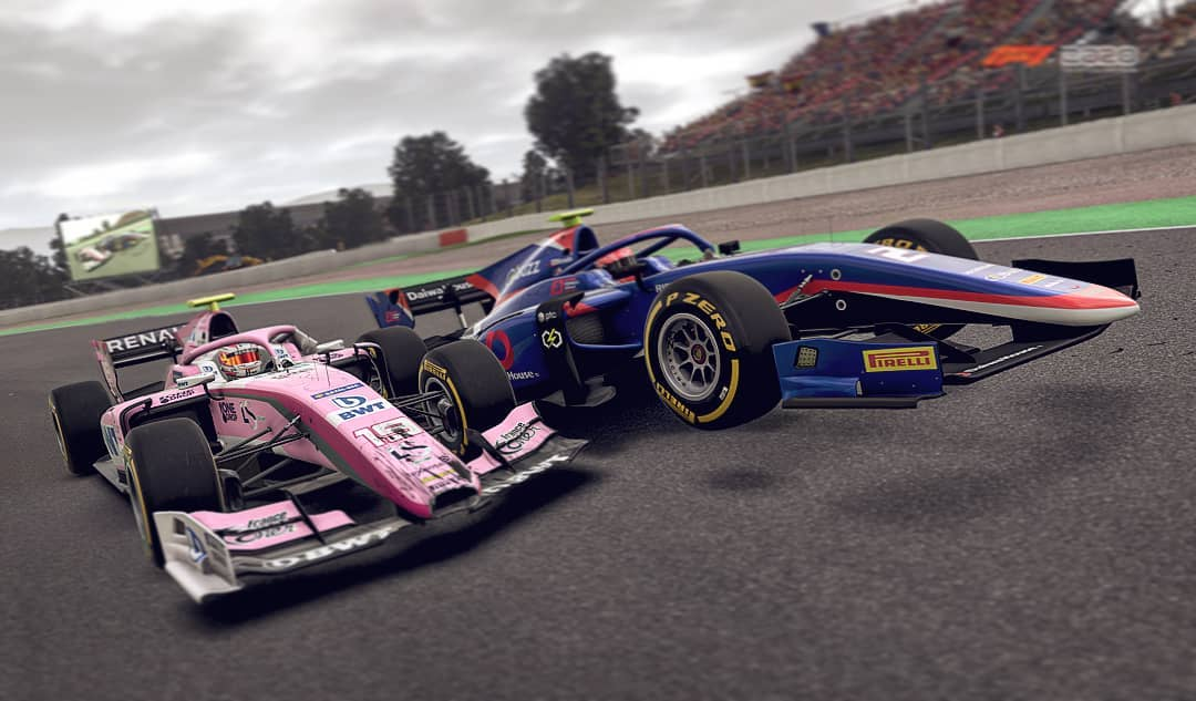The F2 league continues tonight at 10pm. Catch the races live on our twitch channel 🇦🇿  #f2 #f1game #f12020 #league #leagueracing #formula2 #baku #azerbaijan https://t.co/QVGbbLT9Zx