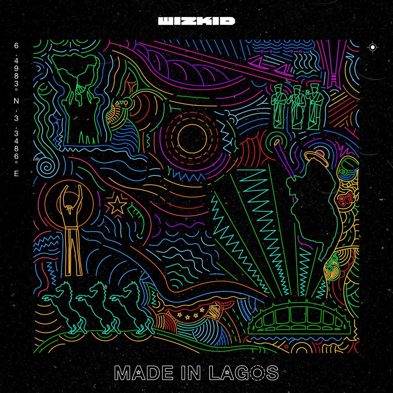 Album: Wizkid – Made In Lagos   Download MP3