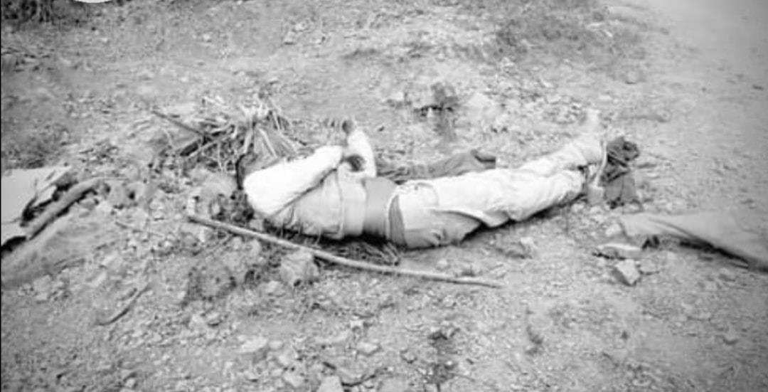 #DDHH🚨| Mientras el país se indignaba por una estatua, en el Cauca fue asesinado con arma de fuego el Comunero Indígena Luis Arley Chaguendo de 24 años, perteneciente al registrado de Tacueyó en Toribío. Más de 60 indígenas han sido asesinados en el Cauca en lo que va del año. https://t.co/oSzBhJztr1