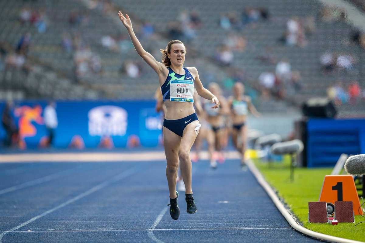 😍 More live athletics 😍  The @Diamond_League is in Rome 🇮🇹 tonight - 10 Brits are in action, including @lauramuiruns, @JemmaReekie and @Laviai 🇬🇧  📺 LIVE on @BBCSport online: https://t.co/b6P4I3pRTx https://t.co/goNjFrMWSt