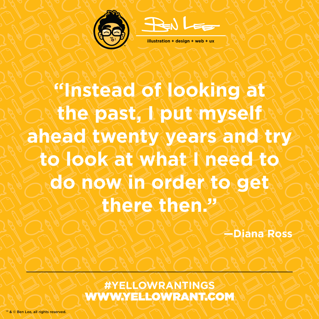 Keeping pushing forward. Don't forget to think about how to get to where you want to be!  . . . #FreelanceLife #solopreneur #DianaRoss #yellowrantings #CreativeCommunity #SmallBusiness #GraphicDesign #illustration #comics #GoalSetting #planning #benchmarks https://t.co/t1Dm7AgUrz