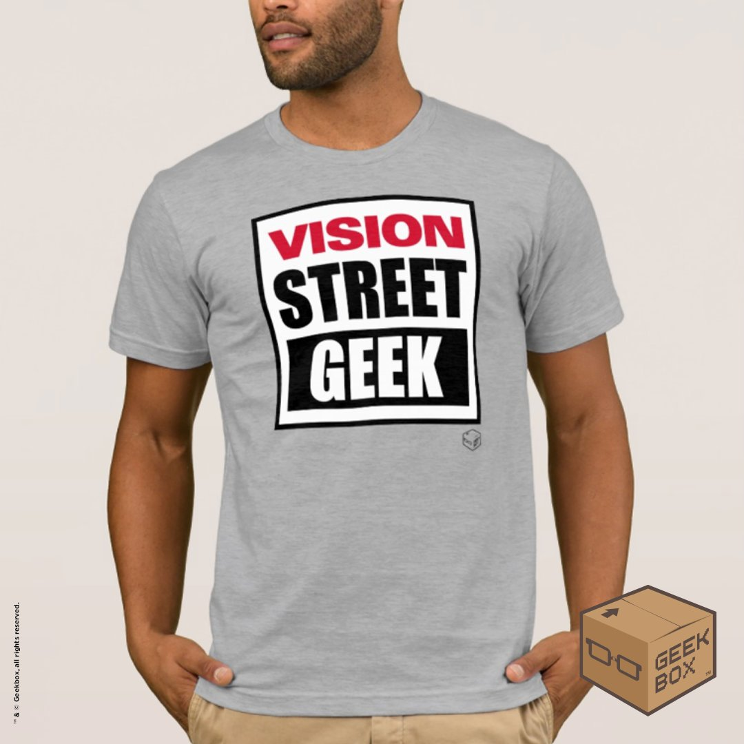 Rock your street cred your glorious geek! New discount & savings every day on the site! Get this tee & more at: https://t.co/NomIo6dNh3 . . . #GraphicTees #PassiveIncome #solopreneur #ArtistAlley #VectorArt #CreativeCommunity #KC #KCMO #ShopSmall #GraphicDesign #ProductDesign https://t.co/p9zdif53JQ