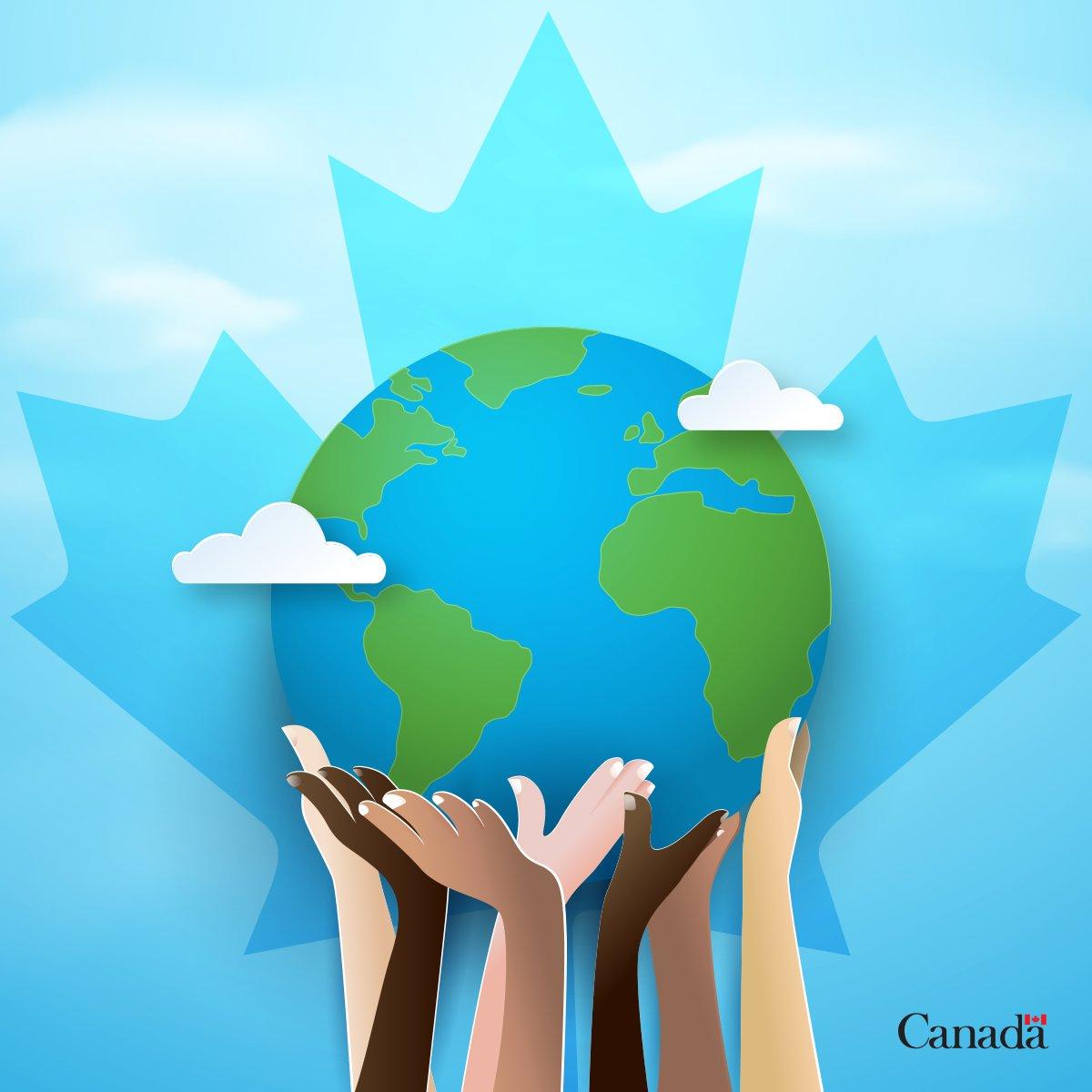 COVID-19 est un rappel de notre interconnexion avec l'environnement. Nous devons travailler ensemble pour : 🐝préserver la biodiversité 🧪investir dans les technologies propres 🗑️réduire la pollution afin de construire un avenir plus fort et plus résilient pour nous tous. https://t.co/hjuaiEKIVb