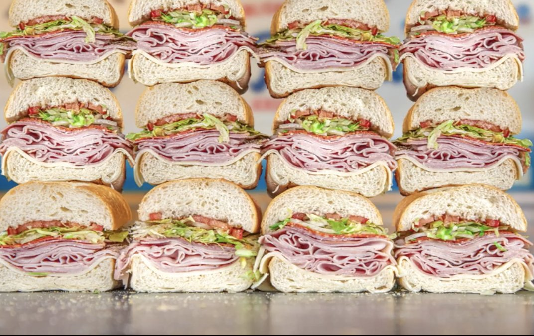 Celebrating @Angels Fan Appreciation Day and today's #AngelsRadioSocial Media Day with a giveaway!   🥪 RETWEET this for a chance to win free @jerseymikes! Five winners will get 10 free subs! 😋 https://t.co/lGgXVfckR3