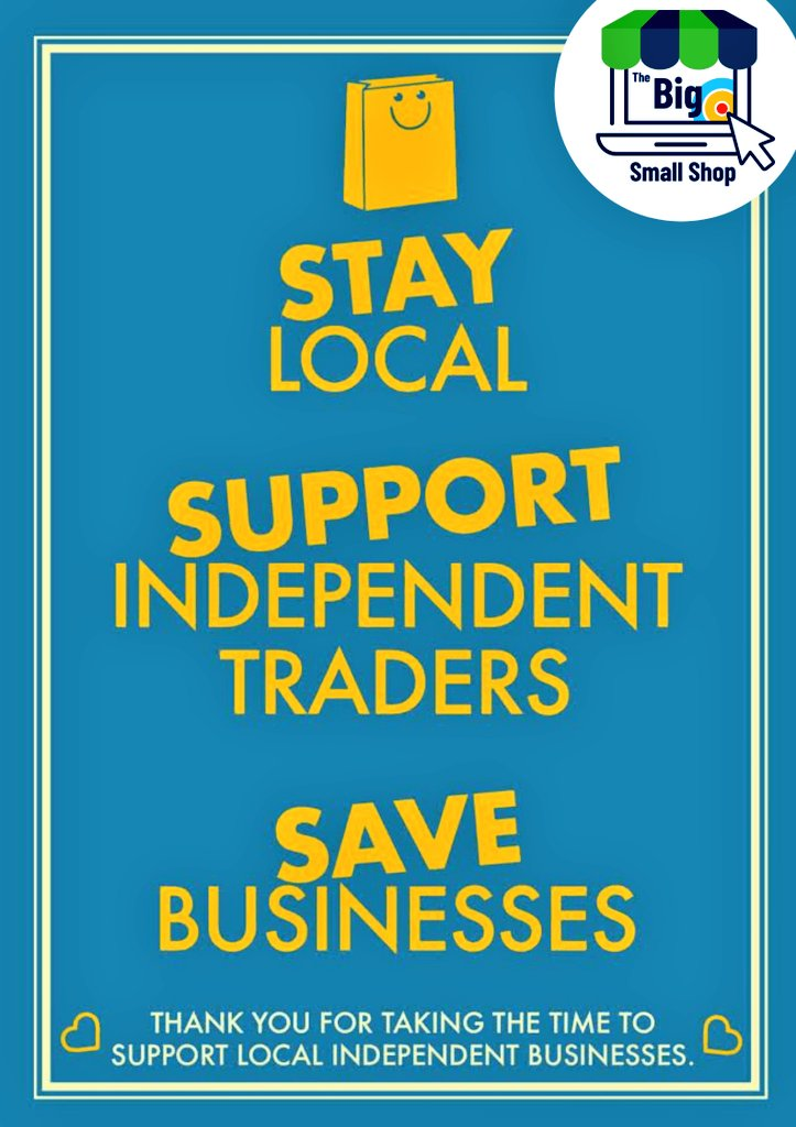 Shop Local, Support & Save independent small businesses throughout the pandemic ❤️😎 #Shefield  #Sheffieldissuper https://t.co/nRWqPPtEqr