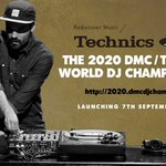 Image for the Tweet beginning: It's Just Begun! 2020 DMC/Technics