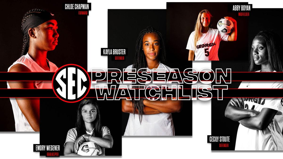 5️⃣ Bulldogs were named ones to watch in the @SEC this season 👀  » https://t.co/VbkFusAZar https://t.co/3rMHfZSGkh
