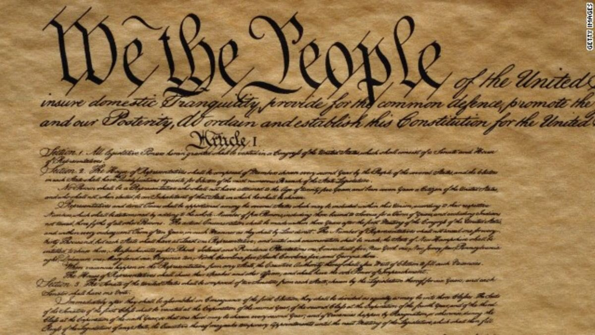 #OTD the U.S. Constitution became the law of the land. I wake up every day trying to make our country a more perfect union. #ConstitutionDay https://t.co/XUE3SIhq3K