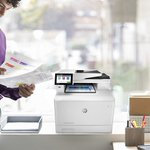 Image for the Tweet beginning: HP Introduces New Printing and
