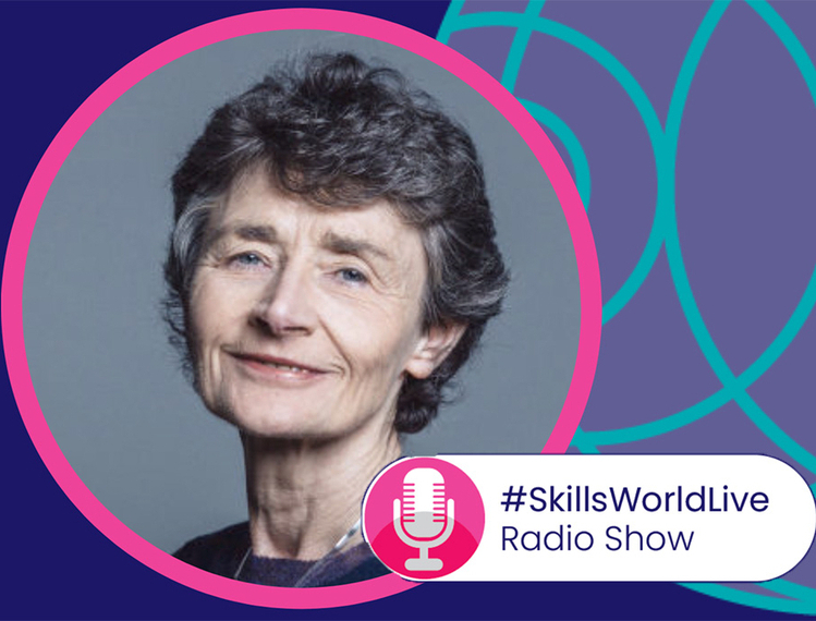 Will the COVID workplace ever be the same again? #SkillsWorldLive 2.2: Tonight's guests include:  Estelle Morris | David Goodhart | Sally Dicketts | Andy Durman | Dave Coplin | Stephen Evans Will the COVID workplace ever be the same again? Episode 2,… https://t.co/10SpOrvshh https://t.co/AciZFNvoHj