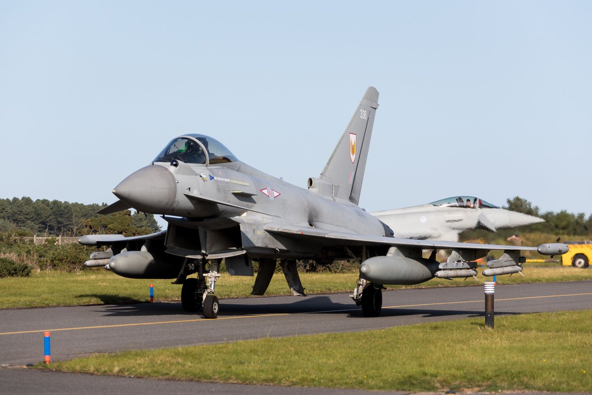 🎖 Special thanks goes to the team of personnel at Leuchars who have enabled #TeamLossie to continue #SecuringTheSkies 24/7/365!  ❓ Any questions? You know the drill! 👇 Drop them below 👇👇👇 https://t.co/SMsw8B7cvr