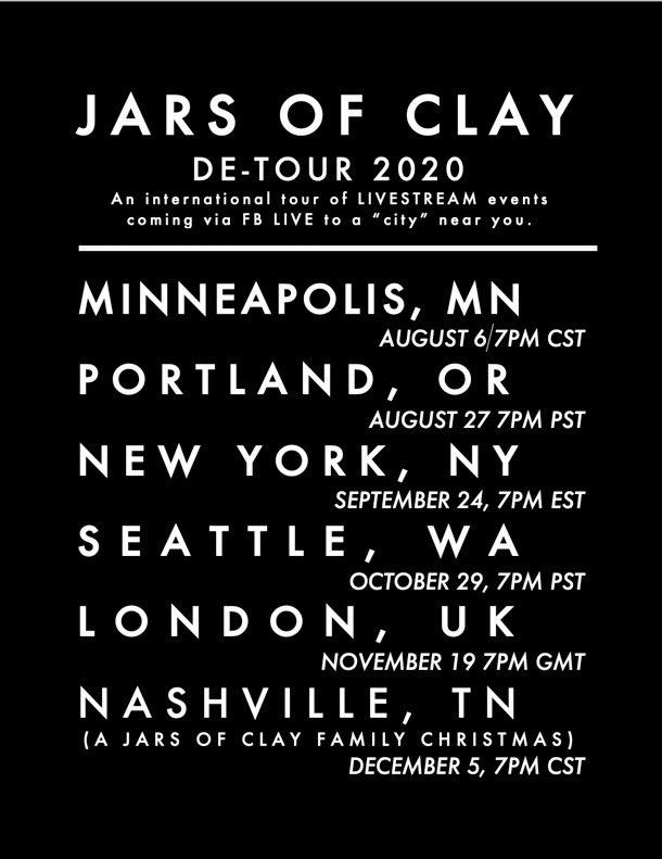 Jars Of Clay Jarsofclay Twitter