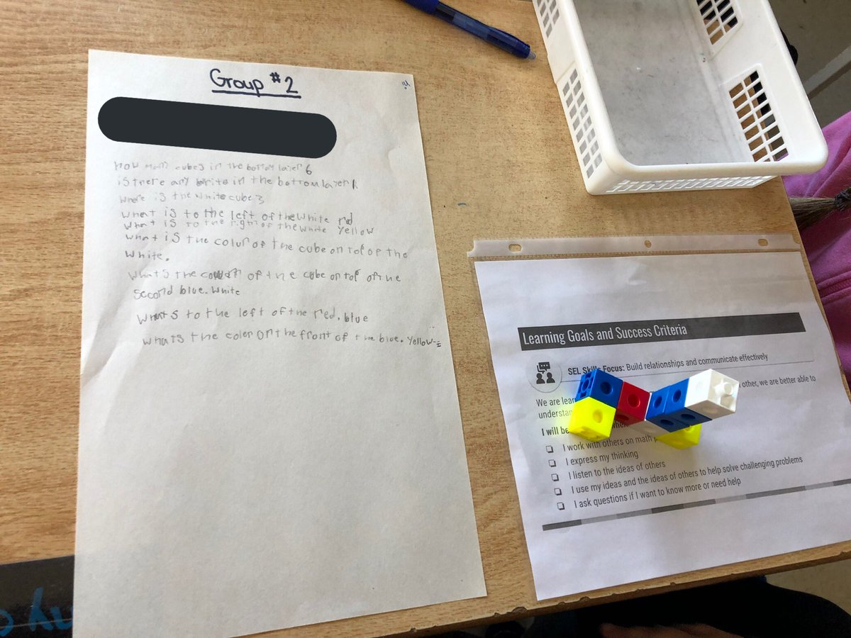 """We were building a #mathtalk community in Ms. McQuaid's Gr. 6 class today. """"Castles in the Middle"""" @nrichmaths task to choose precise (and collaborative) language @scdsbmath #scdsbfirst20 @Harriett_Todd https://t.co/n9ZuuzAIQQ"""