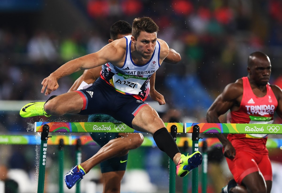 🇬🇧 @andrew_pozzi is in the form of his life 🔥  A superb 110m hurdles victory at #RomeDL as he clocks 13.15, just 0.1 off his personal best 🤯  @lauramuiruns and @JemmaReekie coming up on @BBCTwo 📺 https://t.co/GAwysoK44f