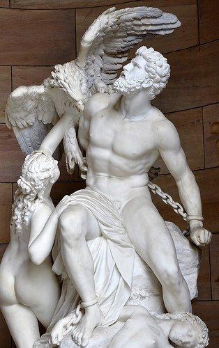Prometheus was the son of the Titan Iapetus and... #prometheus #titans https://t.co/pjw1lvOCac https://t.co/fWunU6qYqX