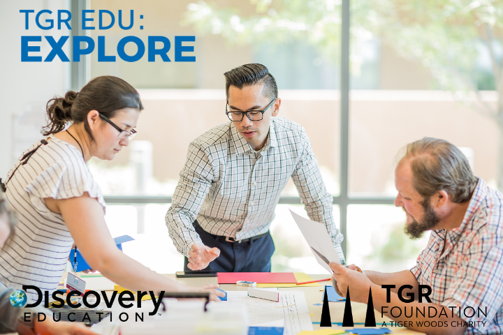 Prepare students for the demands of the modern workforce, which prioritizes transferrable skills and the ability to blend multiple disciplines to achieve results with the latest Professional Development module from @TGRFound, @CCDC_C5ISR & @DiscoveryEd: https://t.co/Tvgod0KuR2 https://t.co/QZsPSdSPqn