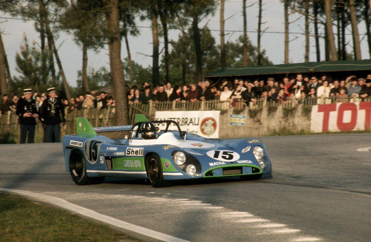 Ventes aux enchères : le Groupe Lagardère se sépare de la Matra MS 670 des 24 Heures du Mans 1972 par @lesvoiturescom https://t.co/XQtVbNYmu8 #ArtcurialMotorcars #GrahamHill #HenriPescarolo #MatraMS670 #MuséeMatra #Retromobile #Rétromobile2021 #presse https://t.co/6RhLCfkEdq