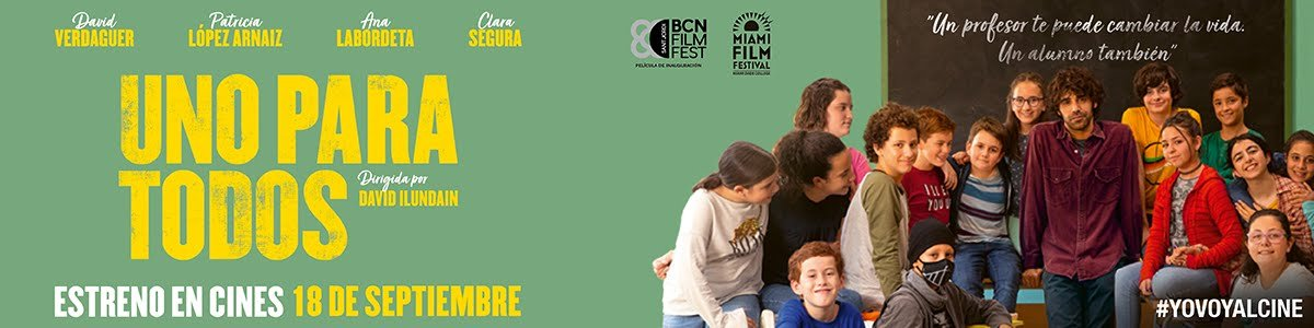 #Unoparatodos una película q cuenta la realidad de un colegio público y se basa en @_JavierMur , el maestro. Aquí puedes saber más de esta historia en #cineyeducación https://t.co/jb4QO9i8ZP El director @davidilundain el actor @DavidVerdaguer @CineICAA @culturagob @educaciongob https://t.co/xA497AfBuM