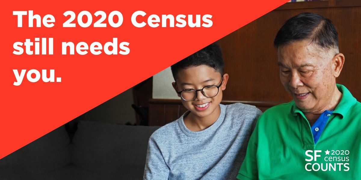 There's still time to fill out your 2020 census form, and doing it online is easier than ever. Your response helps to direct billions of dollars of federal funds to local communities for schools, roads, and other public services.  Start now at https://t.co/l81eht7S5w https://t.co/Ri6RiBWUVr