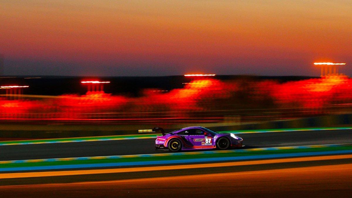 PorscheRaces :user Image Credit RT: @PorscheRaces… #porsche #PorscheMobil1Supercup #PorscheRaces #sportscar #motorsport #racecar #racing... #LeMans24 – In case you missed  Free Practice 3 @FIAWEC @24hoursoflemans yesterday evening, this is how the @C… https://t.co/iiJDJtyr2C