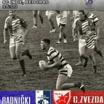 Image for the Tweet beginning: Serbian Rugby League Championship continues