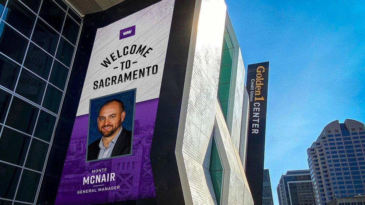 Welcome to Sacramento, Monte! #SacramentoProud https://t.co/EOhHwLC2y6