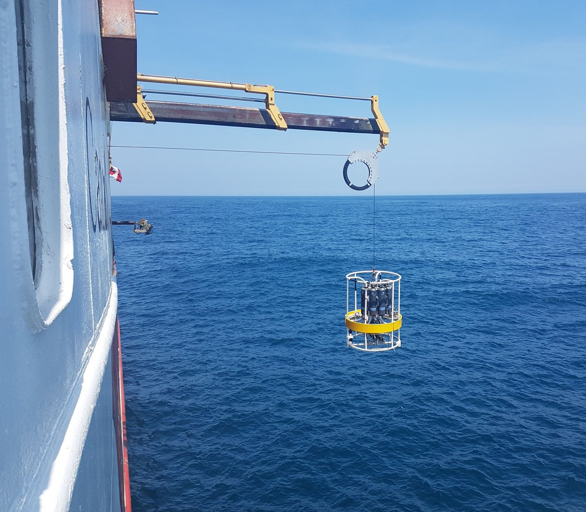 Our ecosystem summer survey of the Scotian Shelf and Bay of Fundy is complete! Abiding by COVID-19 guidelines, we hauled 202 tows, 281 species and gathered important information.