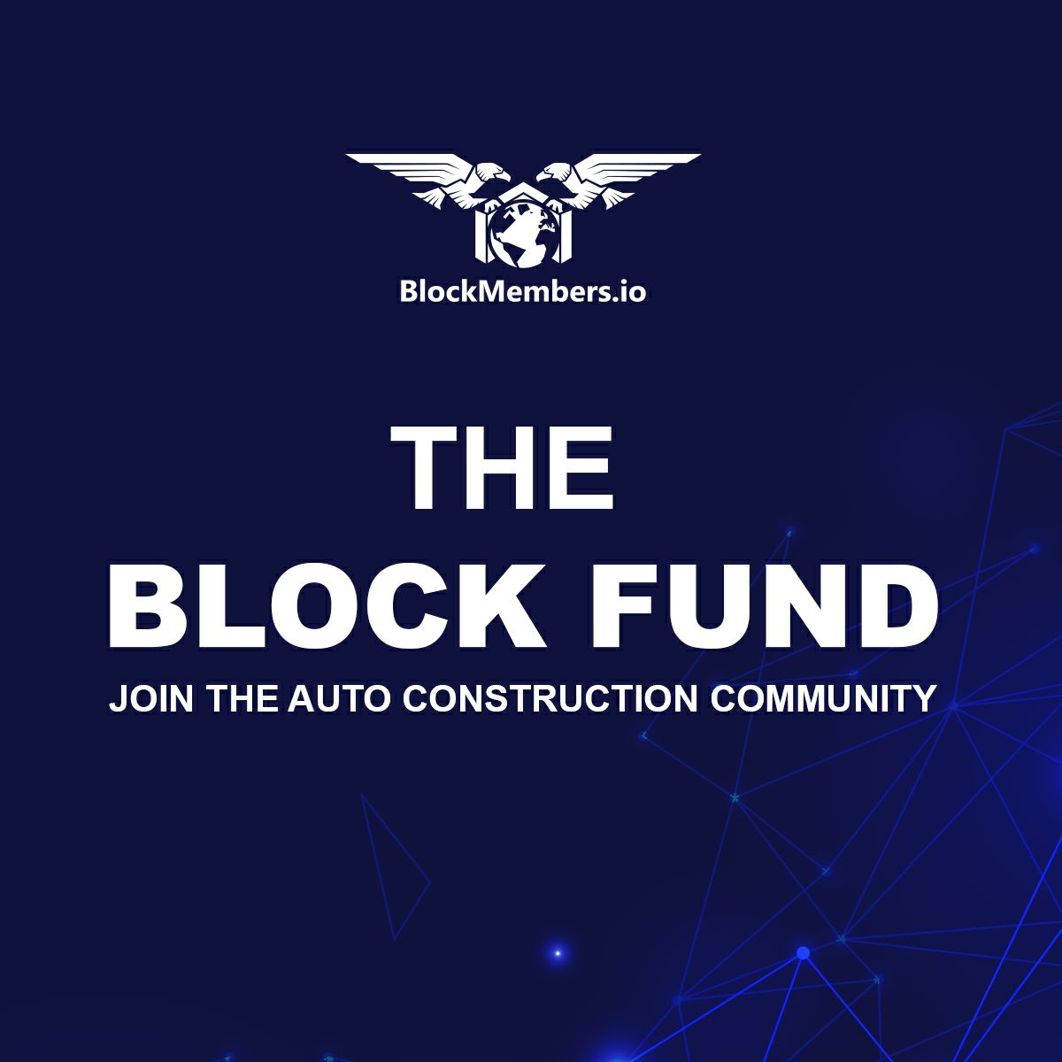 The 'Block Fund' will be created with the release of MBUs on an exchange. The Block Fund is the aggregate of all the Blocks owned by all members at any given time. This might be called the 'Block Market Cap' which will serve the demand from many industry sectors. https://t.co/6GvsO3PPIl