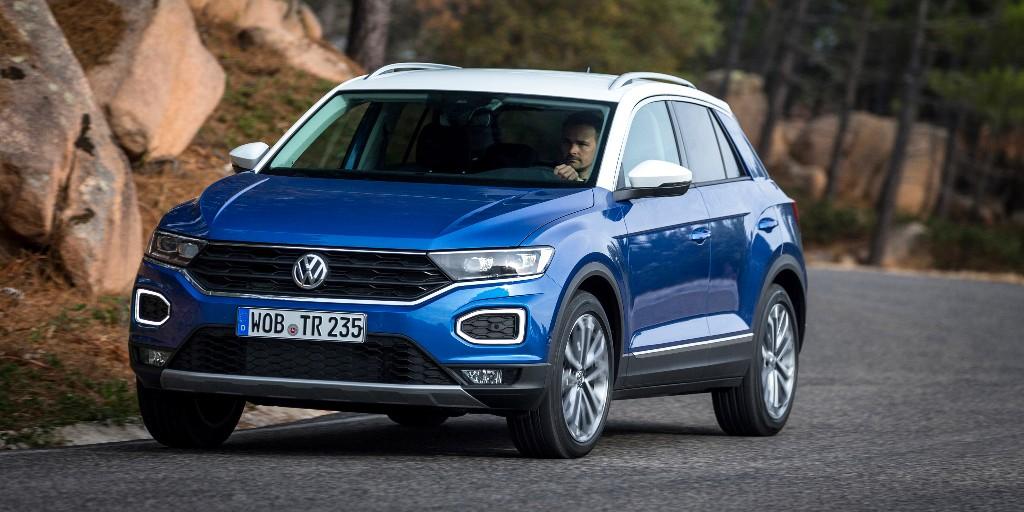 Quién crees que tiene más carácter, ¿el #VWTRoc o tú 😳? #Volkswagen #VW https://t.co/5sxkrJ32rQ